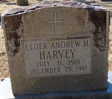 HARVEY, ANDREW M - Wakulla County, Florida   ANDREW M HARVEY - Florida Gravestone Photos