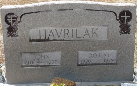 HAVRILAK JR., JOHN - Wakulla County, Florida | JOHN HAVRILAK JR. - Florida Gravestone Photos
