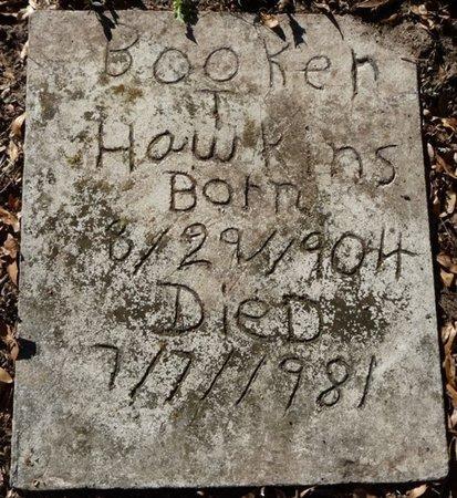 HAWKINS, BOOKER - Wakulla County, Florida | BOOKER HAWKINS - Florida Gravestone Photos