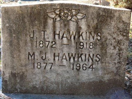 FARMER HAWKINS, MATTIE J - Wakulla County, Florida | MATTIE J FARMER HAWKINS - Florida Gravestone Photos
