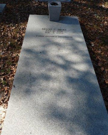 HICKS, DELOIS C - Wakulla County, Florida   DELOIS C HICKS - Florida Gravestone Photos