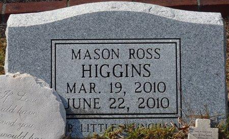 HIGGINS, MASON ROSS - Wakulla County, Florida | MASON ROSS HIGGINS - Florida Gravestone Photos