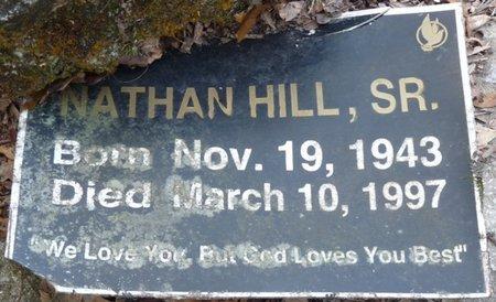 HILL SR., NATHAN - Wakulla County, Florida   NATHAN HILL SR. - Florida Gravestone Photos