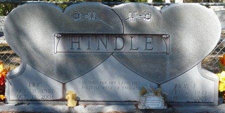 HINDLE, KAY F - Wakulla County, Florida | KAY F HINDLE - Florida Gravestone Photos