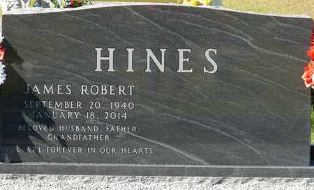 HINES, JAMES ROBERT - Wakulla County, Florida | JAMES ROBERT HINES - Florida Gravestone Photos