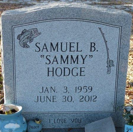 "HODGE, SAMUEL B ""SAMMY"" - Wakulla County, Florida | SAMUEL B ""SAMMY"" HODGE - Florida Gravestone Photos"