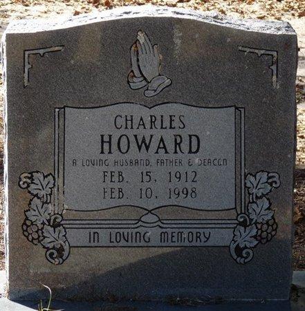 HOWARD, CHARLES - Wakulla County, Florida   CHARLES HOWARD - Florida Gravestone Photos