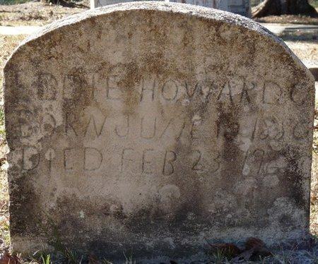 HOWARD, EDDIE - Wakulla County, Florida | EDDIE HOWARD - Florida Gravestone Photos