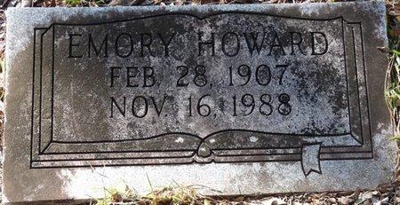 HOWARD, EMORY - Wakulla County, Florida   EMORY HOWARD - Florida Gravestone Photos