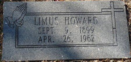 HOWARD, LIMUS - Wakulla County, Florida | LIMUS HOWARD - Florida Gravestone Photos