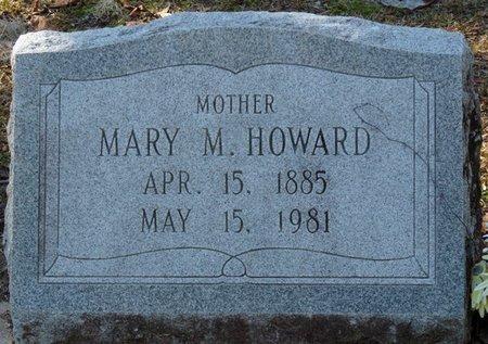 HOWARD, MARY M - Wakulla County, Florida | MARY M HOWARD - Florida Gravestone Photos
