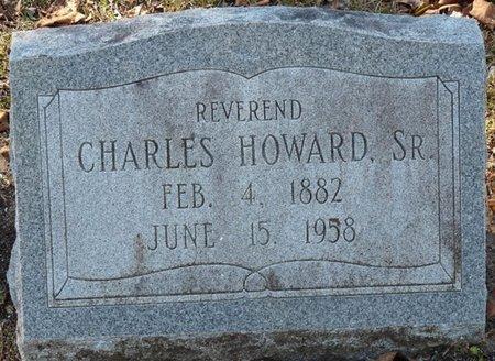 HOWARD SR., CHARLES - Wakulla County, Florida | CHARLES HOWARD SR. - Florida Gravestone Photos
