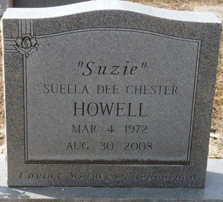 "HOWELL, SUELLA DEE ""SUZIE"" - Wakulla County, Florida | SUELLA DEE ""SUZIE"" HOWELL - Florida Gravestone Photos"