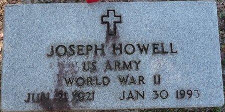 HOWELL (VETERAN WWII), JOSEPH (NEW) - Wakulla County, Florida | JOSEPH (NEW) HOWELL (VETERAN WWII) - Florida Gravestone Photos