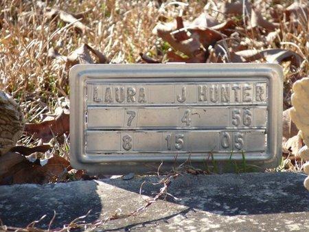HUNTER, LAURA JEWEL - Wakulla County, Florida   LAURA JEWEL HUNTER - Florida Gravestone Photos