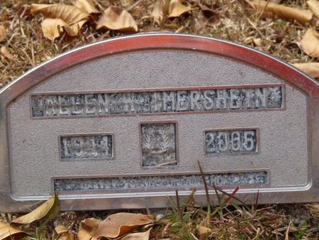 IMERSHEIN, ALLEN WALLACE - Wakulla County, Florida   ALLEN WALLACE IMERSHEIN - Florida Gravestone Photos