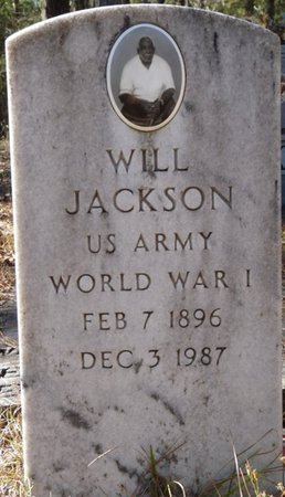 JACKSON (VETERAN WWI), WILL BOSIE (NEW) - Wakulla County, Florida   WILL BOSIE (NEW) JACKSON (VETERAN WWI) - Florida Gravestone Photos