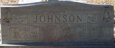 JOHNSON, ELNORA - Wakulla County, Florida   ELNORA JOHNSON - Florida Gravestone Photos