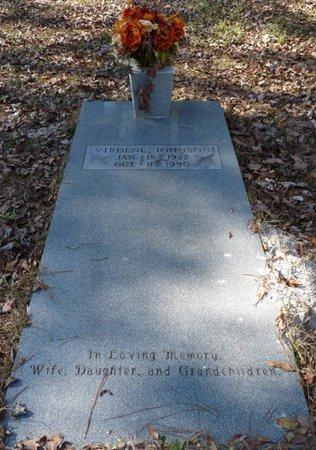 JOHNSON, VIRDENE - Wakulla County, Florida   VIRDENE JOHNSON - Florida Gravestone Photos
