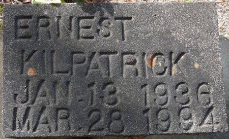 KILPATRICK, ERNEST - Wakulla County, Florida   ERNEST KILPATRICK - Florida Gravestone Photos