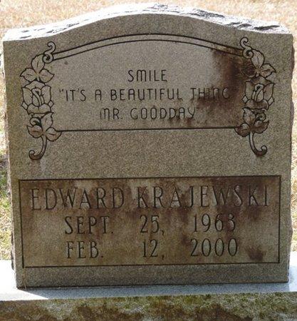KRAJEWSKI, EDWARD - Wakulla County, Florida | EDWARD KRAJEWSKI - Florida Gravestone Photos