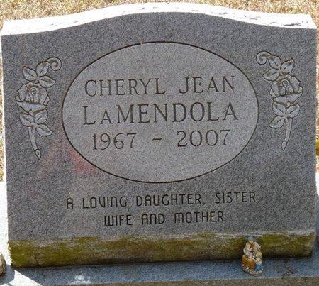 LAMENDOLA, CHERYL JEAN - Wakulla County, Florida   CHERYL JEAN LAMENDOLA - Florida Gravestone Photos