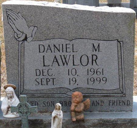 "LAWLOR, DANIEL M ""WEASEL"" - Wakulla County, Florida | DANIEL M ""WEASEL"" LAWLOR - Florida Gravestone Photos"