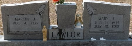 SNYDER LAWLOR, MARY LOU - Wakulla County, Florida | MARY LOU SNYDER LAWLOR - Florida Gravestone Photos