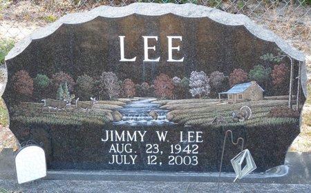 LEE, JIMMY W - Wakulla County, Florida | JIMMY W LEE - Florida Gravestone Photos