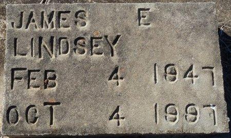 LINDSEY, JAMES EDWARD - Wakulla County, Florida   JAMES EDWARD LINDSEY - Florida Gravestone Photos