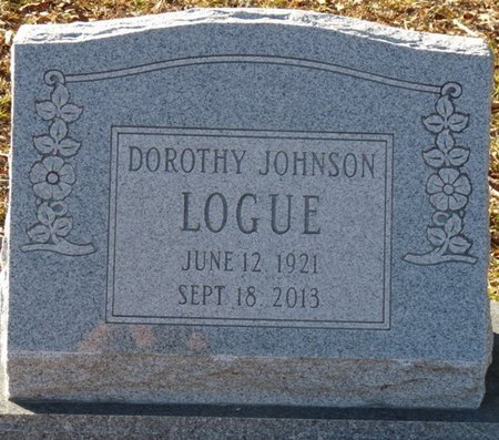 LOGUE, DOROTHY - Wakulla County, Florida | DOROTHY LOGUE - Florida Gravestone Photos