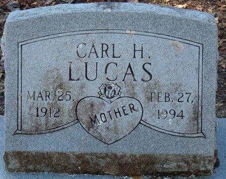 LUCAS, CARL H - Wakulla County, Florida   CARL H LUCAS - Florida Gravestone Photos