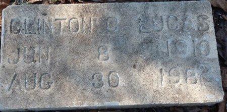 LUCAS, CLINTON C - Wakulla County, Florida | CLINTON C LUCAS - Florida Gravestone Photos