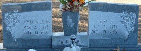 LYLES, JEWEL WILBURN - Wakulla County, Florida   JEWEL WILBURN LYLES - Florida Gravestone Photos