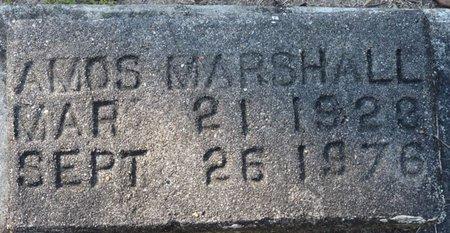 MARSHALL, AMOS - Wakulla County, Florida   AMOS MARSHALL - Florida Gravestone Photos