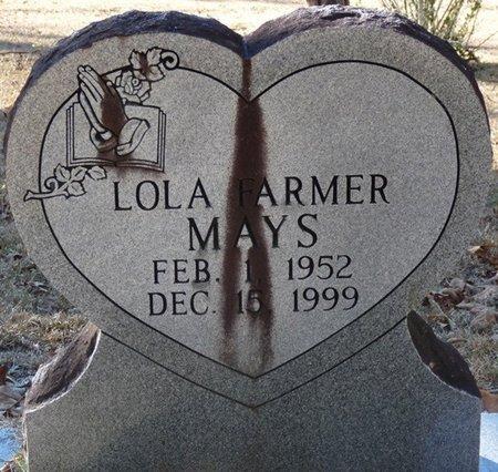 MAYS, LOLA - Wakulla County, Florida | LOLA MAYS - Florida Gravestone Photos