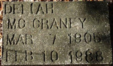 WASHINGTON MCCRANEY, DELIAH - Wakulla County, Florida   DELIAH WASHINGTON MCCRANEY - Florida Gravestone Photos