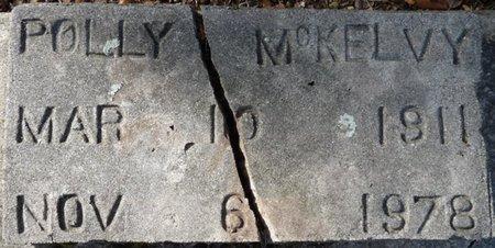MCKELVY, POLLY - Wakulla County, Florida   POLLY MCKELVY - Florida Gravestone Photos