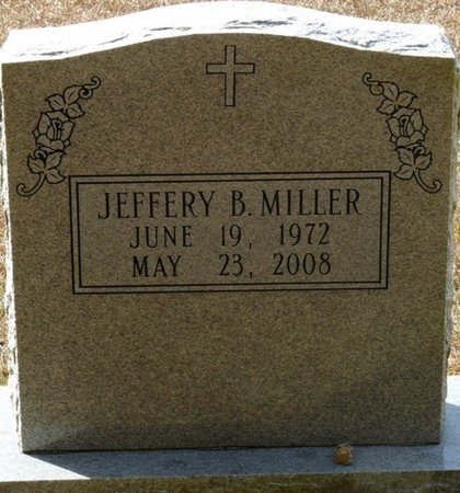 MILLER, JEFERY B - Wakulla County, Florida | JEFERY B MILLER - Florida Gravestone Photos
