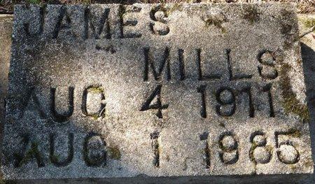 MILLS, JAMES - Wakulla County, Florida   JAMES MILLS - Florida Gravestone Photos