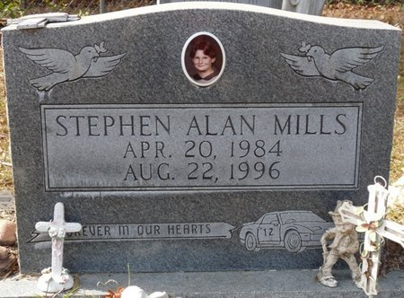 MILLS, STEPHEN ALAN - Wakulla County, Florida   STEPHEN ALAN MILLS - Florida Gravestone Photos
