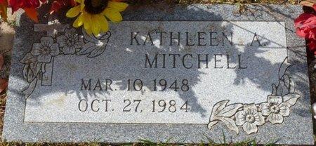 MITCHELL, KATHLEEN A - Wakulla County, Florida | KATHLEEN A MITCHELL - Florida Gravestone Photos