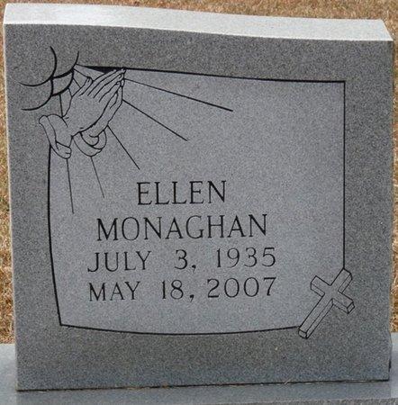 MONAGHAN, ELLEN - Wakulla County, Florida   ELLEN MONAGHAN - Florida Gravestone Photos