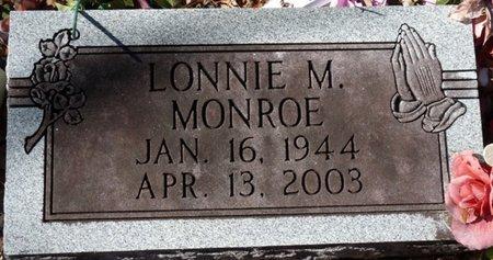 MONROE, LONNIE M - Wakulla County, Florida   LONNIE M MONROE - Florida Gravestone Photos