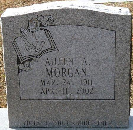 MORGAN, AILEEN A - Wakulla County, Florida | AILEEN A MORGAN - Florida Gravestone Photos