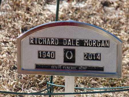 MORGAN, RICHARD DALE - Wakulla County, Florida | RICHARD DALE MORGAN - Florida Gravestone Photos
