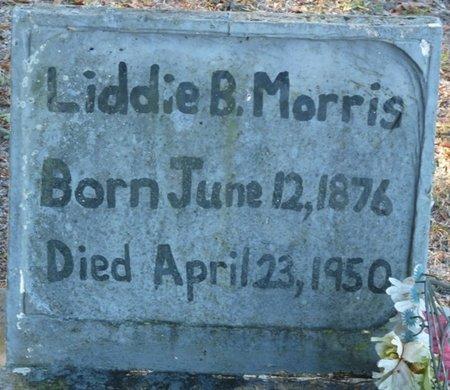 MORRIS, LIDDIE B - Wakulla County, Florida | LIDDIE B MORRIS - Florida Gravestone Photos