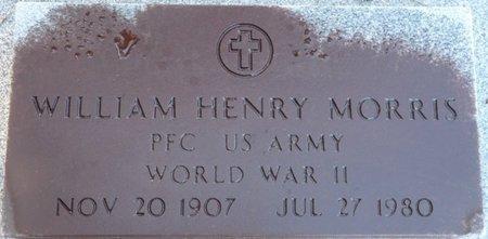 MORRIS (VETERAN WWII), WILLIAM HENRY (NEW) - Wakulla County, Florida | WILLIAM HENRY (NEW) MORRIS (VETERAN WWII) - Florida Gravestone Photos