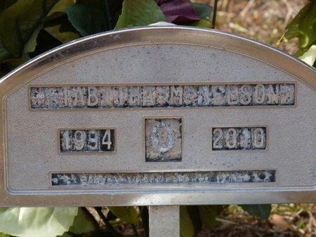 NELSON, TABITHA M - Wakulla County, Florida | TABITHA M NELSON - Florida Gravestone Photos