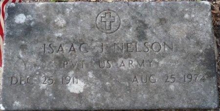 NELSON (VETERAN), ISAAC J (NEW) - Wakulla County, Florida | ISAAC J (NEW) NELSON (VETERAN) - Florida Gravestone Photos